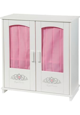 Knorrtoys® Puppenkleiderschrank »royale princess« kaufen