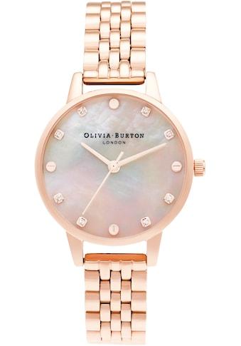 OLIVIA BURTON Quarzuhr »Classics, OB16SE10« kaufen