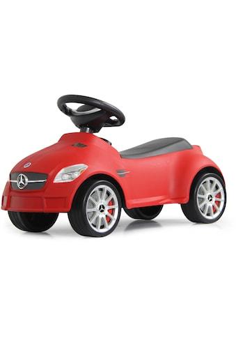 Jamara Rutscherauto »JAMARA KIDS Mercedes SLK55 AMG rot« kaufen