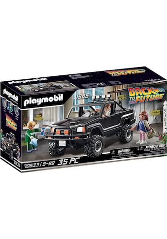 Playmobil® Konstruktions-Spielset »Back to the Future Marty's Pick-up Truck (70633),... kaufen