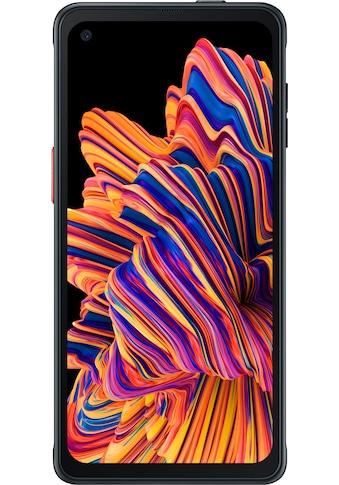 """Samsung Smartphone »Galaxy-Xcover-Pro«, (16 cm/6,3 """" 64 GB Speicherplatz, 25 MP Kamera), Robustes Outdoor Smartphone kaufen"""