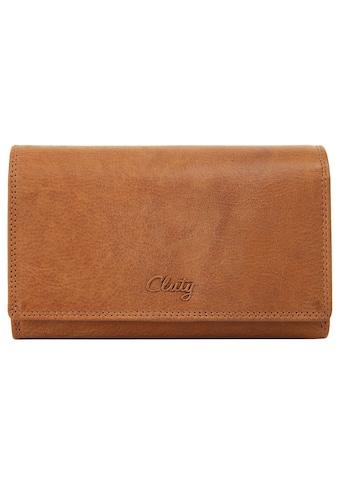 Cluty Geldbörse, 2fach klappbar kaufen