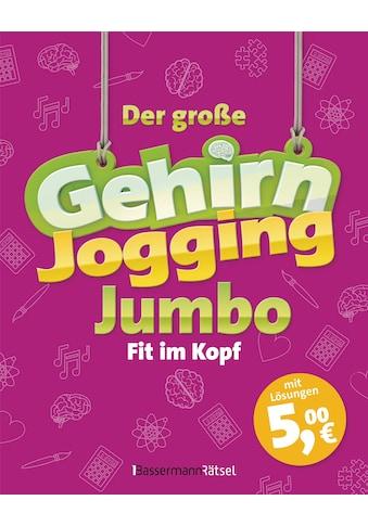 Buch »Der große Gehirnjogging-Jumbo - bestes Training für den Kopf / Eberhard Krüger« kaufen