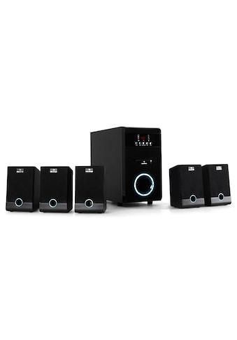 Auna Multimedia Surround Set aktive Lautsprecher Heimkino System kaufen