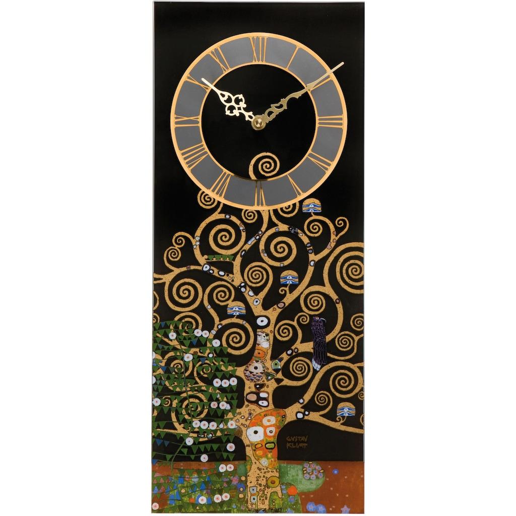 Goebel Wanduhr »Artis Orbis, Der Lebensbaum, 67000501«
