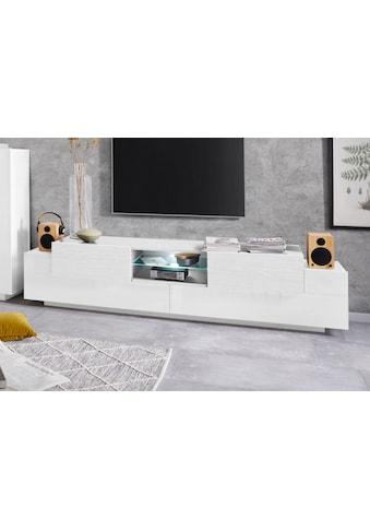 Tecnos Lowboard »Coro«, Breite 220 cm kaufen
