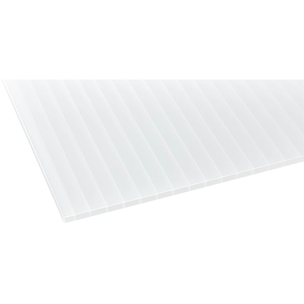 GUTTA Terrassendach »Premium«, BxT: 309x306 cm, Dach Acryl Klima blue