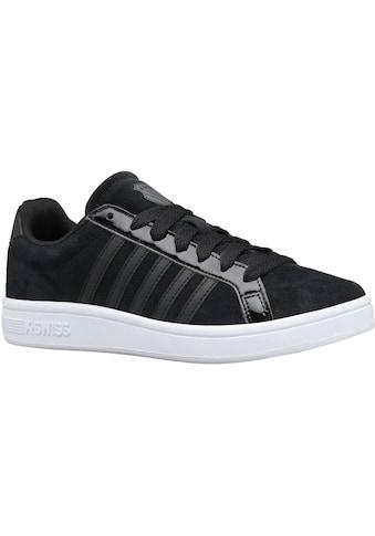 K-Swiss Sneaker »Court Tiebreak Sde W« kaufen
