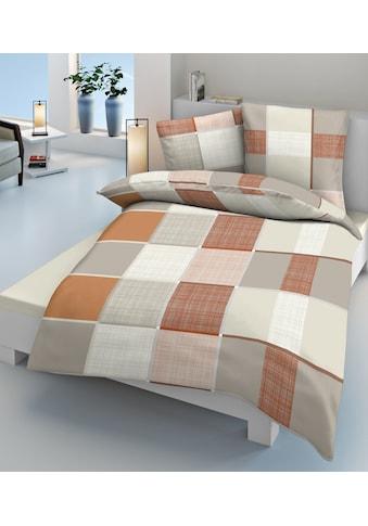 MOONLIGHT Bettwäsche »Cuardo, Baumwoll-Renforcé« kaufen
