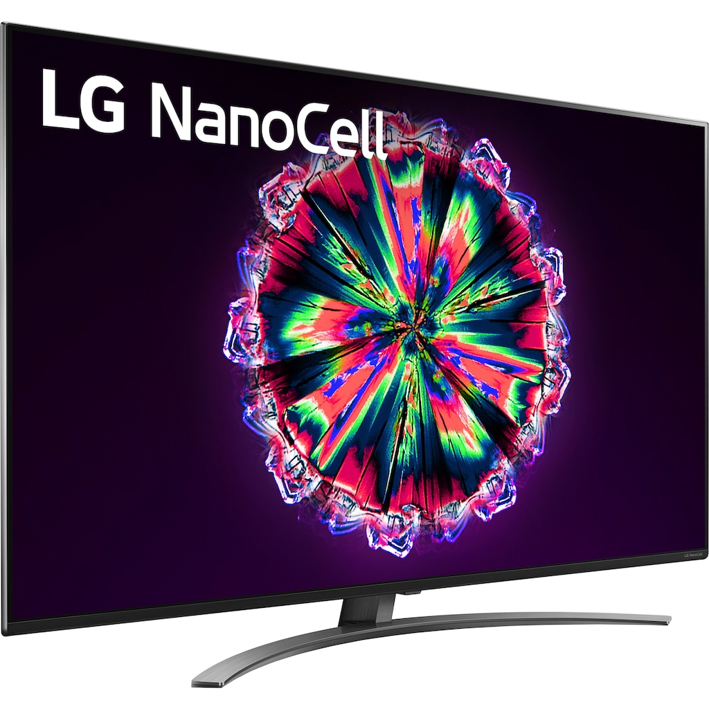 "LG LED-Fernseher »55NANO867NA«, 139 cm/55 "", 4K Ultra HD, Smart-TV, NanoCell-100Hz Panel"