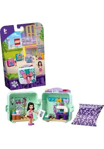 LEGO® Konstruktionsspielsteine »Emmas Mode-Würfel (41668), LEGO® Friends«, (58 St.),... kaufen