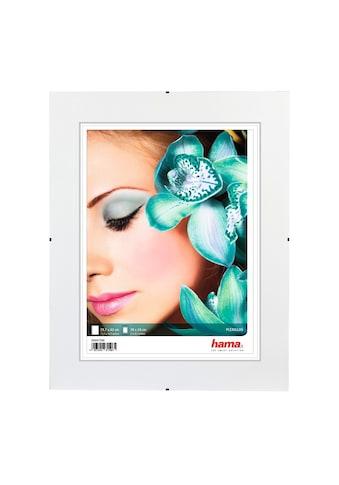 "Hama Rahmenloser Bildhalter ""Clip - Fix"", Polystyrol, 29,7 x »Bilderrahmen« kaufen"