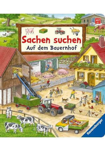 Buch »Sachen suchen: Auf dem Bauernhof / Susanne Gernhäuser, Anne Suess« kaufen