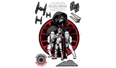 Komar Wandtattoo »Star Wars First Order«, selbstklebend, rückstandslos abziehbar kaufen