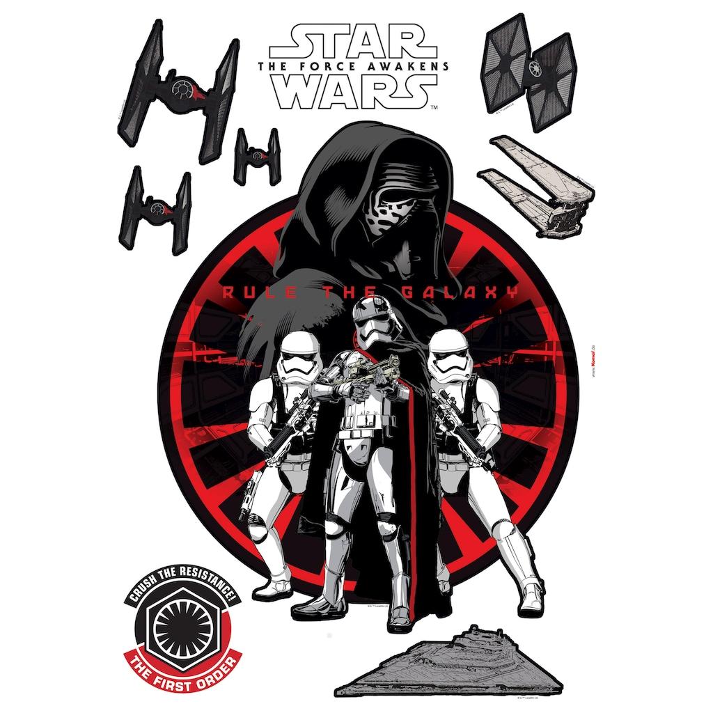 Komar Wandtattoo »Star Wars First Order«, selbstklebend, rückstandslos abziehbar
