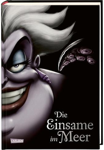 Buch »Disney - Villains 3: Die Einsame im Meer / Walt Disney, Serena Valentino, Ellen... kaufen