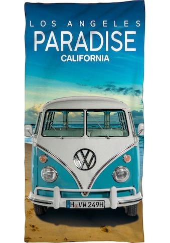 """Strandtuch """"Paradise"""", Volkswagen kaufen"""