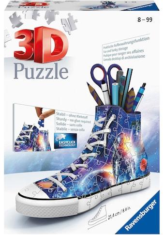 Ravensburger 3D-Puzzle »Sneaker - Astronauten im Weltall«, FSC® - schützt Wald -... kaufen