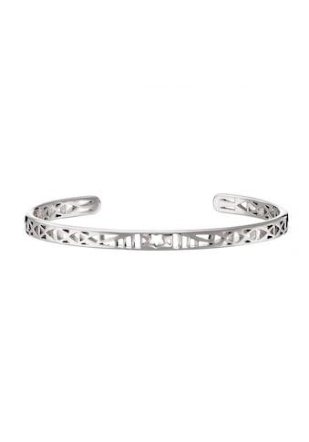 CAÏ Armreif »925/- Sterling Silber rhodiniert Stern« kaufen