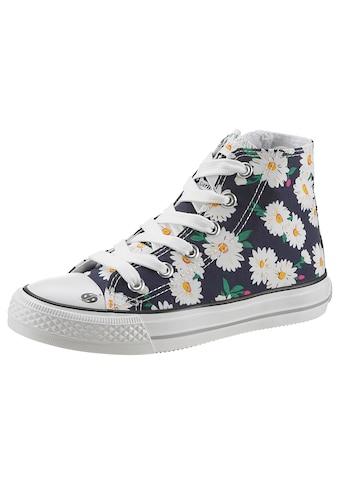 Dockers by Gerli Sneaker, mit Blumendruck kaufen