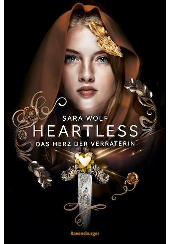 Buch »Heartless, Band 2: Das Herz der Verräterin / Sara Wolf, Simone Wiemken« kaufen