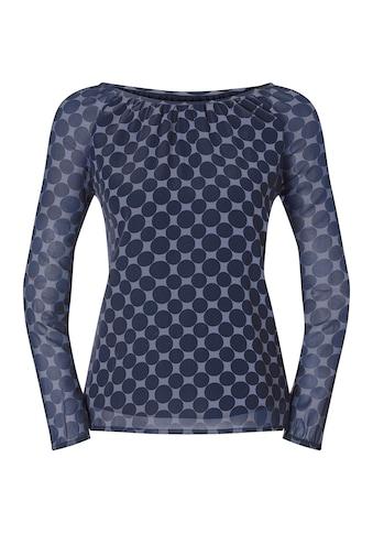 Création L Bluse aus Chiffon kaufen
