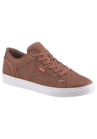 Levi's® Sneaker »Courtright«, in schlichter Optik kaufen