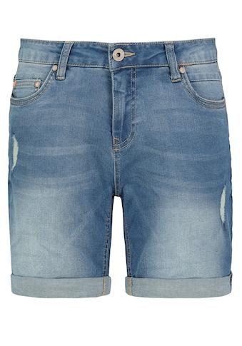 SUBLEVEL Jeansbermudas, im Used-Look kaufen