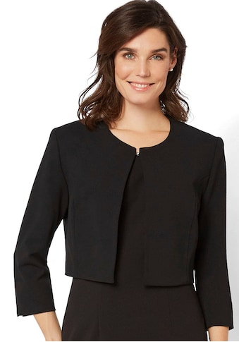 HERMANN LANGE Collection Kurzblazer »Corinna«, aus Jersey kaufen