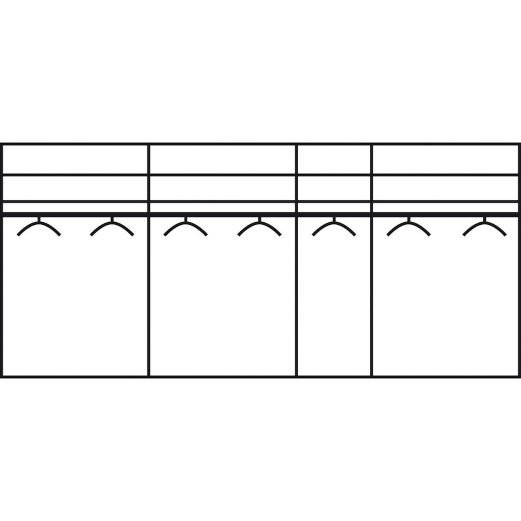 rauch ORANGE Schwebetürenschrank »Imperial«, in 8 Breiten und 3 Höhen
