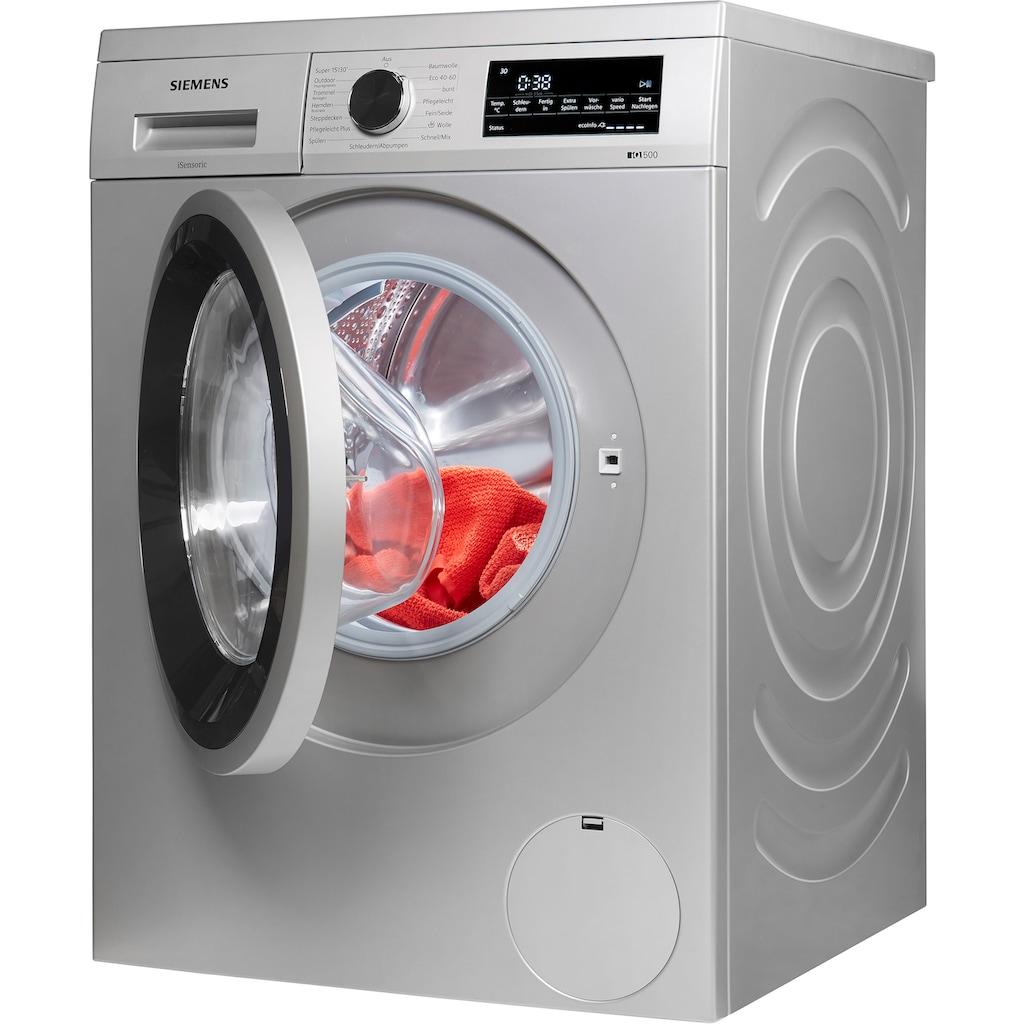 SIEMENS Waschmaschine »WU14UTS0«, iQ500, WU14UTS0
