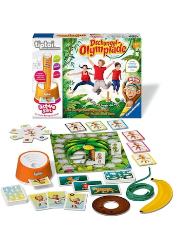 Ravensburger Spiel »tiptoi® active Set Dschungel-Olympiade«, Made in Europe, FSC® -... kaufen
