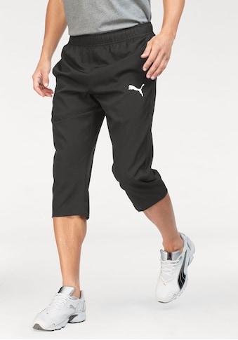 PUMA Sporthose »ESS ACTIVE WOVEN 3/4 PANTS« kaufen