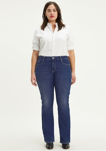 Levi's® Plus Bootcut-Jeans »315«, Shaping kaufen