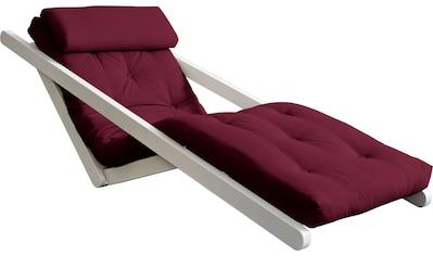Karup Design Relaxliege »Figo«, inkl. Futonmatratze kaufen