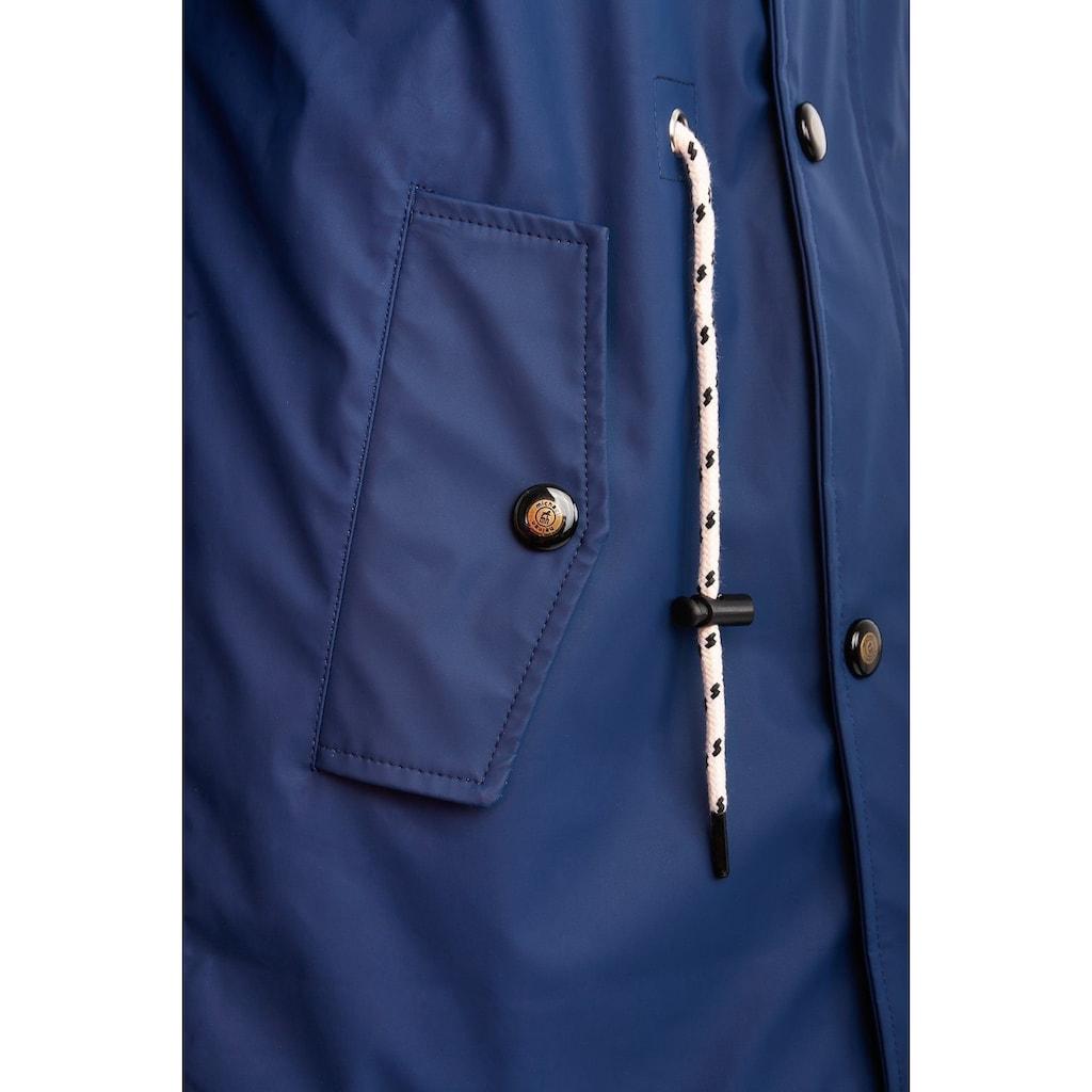 DEPROC Active Regenmantel »Friesennerz HALIFAX FL WOMEN«, auch in Großen Größen erhältlich