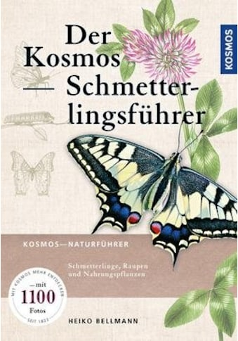 Buch »Der Kosmos Schmetterlingsführer / Heiko Bellmann, Rainer Ulrich« kaufen