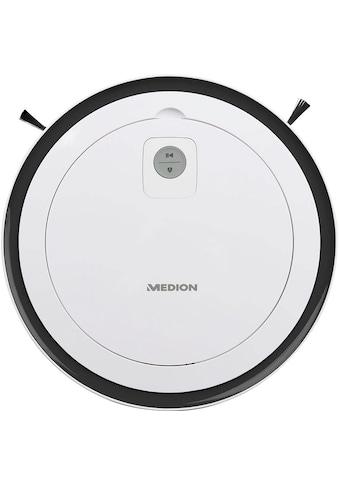 Medion® Saugroboter »mit Laserfunktion MD 18871«, bequeme App- oder Alexa-Steuerung + systematische Navigation kaufen
