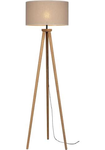 OTTO products Stehlampe »Emmo«, E27, Stehleuchte mit massivem Dreibein aus... kaufen