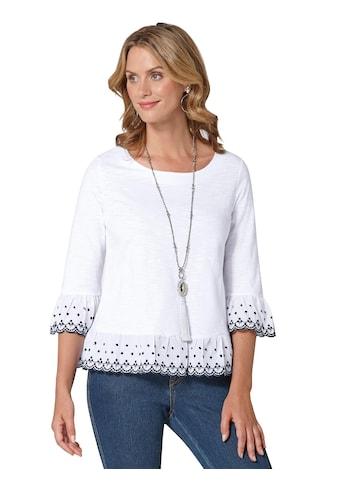 Ambria Shirt in Flammgarn - Qualität kaufen