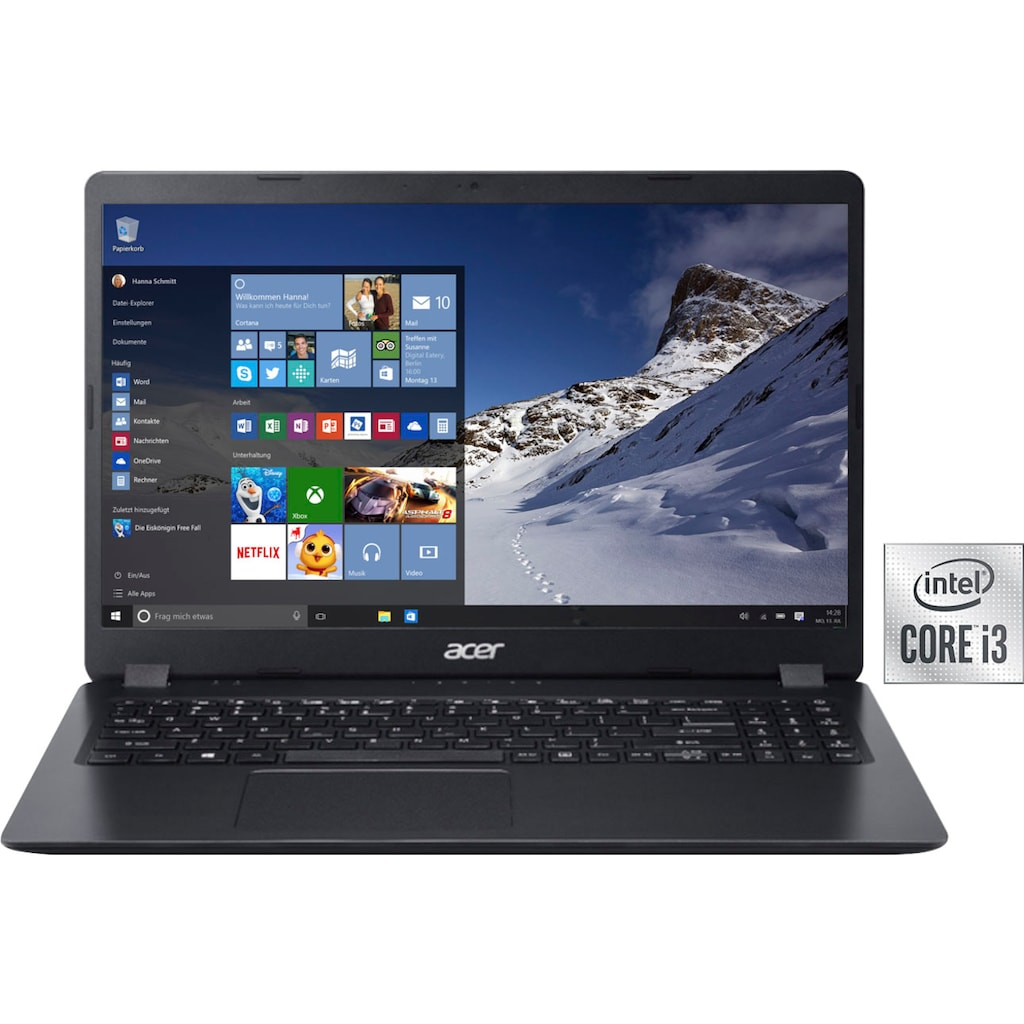 Acer Notebook »A315-56-3642«, ( 512 GB SSD)