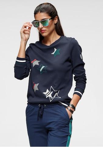 KangaROOS Sweater, mit süßen Sternchen-Drucken kaufen