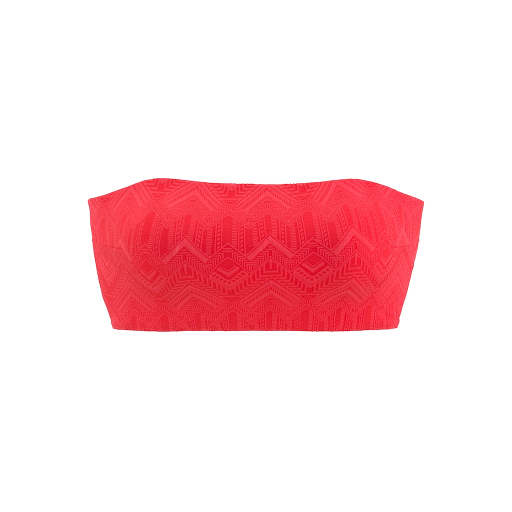 Buffalo Bandeau-Bikini-Top, in Tube-Form