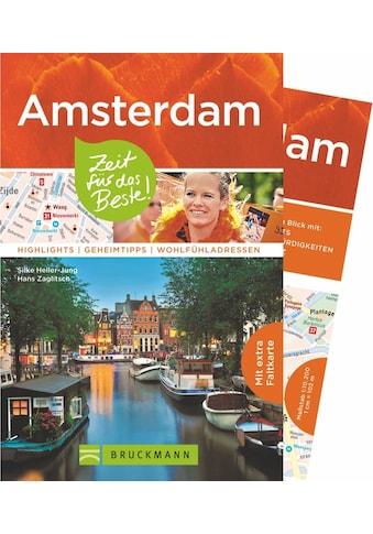 Buch »Amsterdam - Zeit für das Beste / Silke Heller-Jung, Hans Zaglitsch« kaufen