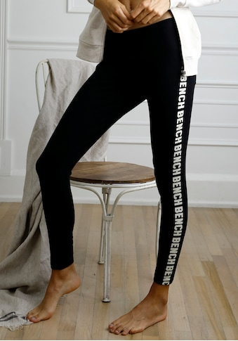 Bench. Leggings, mit seitlichem Logoschriftzug kaufen