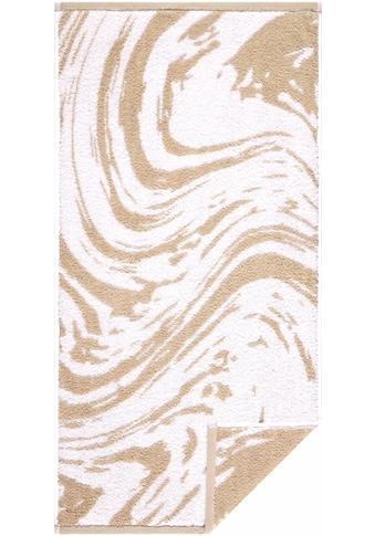 Egeria Handtuch »Marble«, (2 St.), mit Muster kaufen