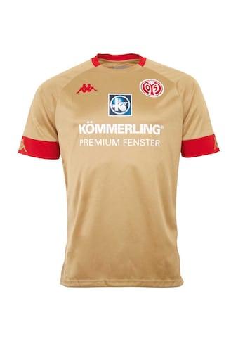Kappa Fußballtrikot »MAINZ 05 AUSWEICHTRIKOT«, mit dem Mainzer Stadtwappen im... kaufen