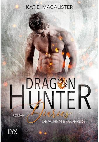 Buch »Dragon Hunter Diaries - Drachen bevorzugt / Katie MacAlister, Theda Krohm-Linke« kaufen