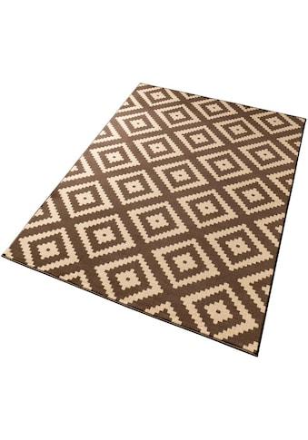 Teppich, »Raute«, HANSE Home, rechteckig, Höhe 9 mm, maschinell gewebt kaufen