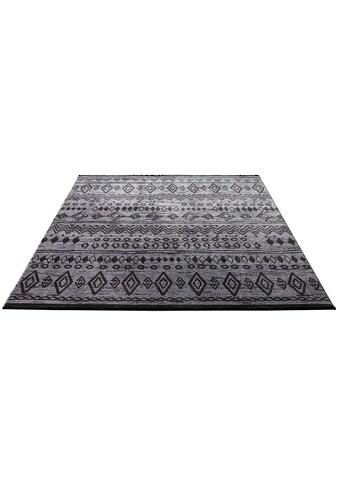Wecon home Teppich »Contemporary Kelim«, rechteckig, 8,5 mm Höhe, Wohnzimmer kaufen